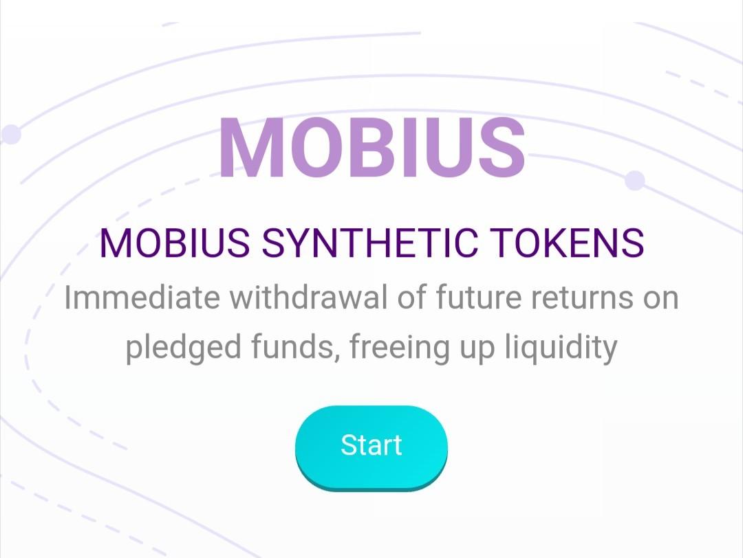 合成资产+Defi借贷的完美结合,Mobius解锁未来收益